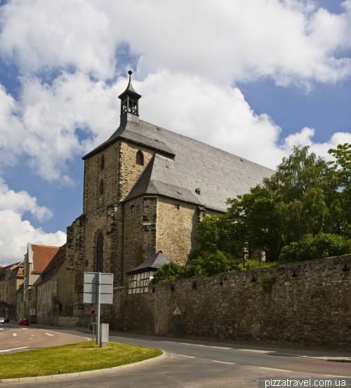 Церковь Мориц в Халле (XIV - XVI вв.)