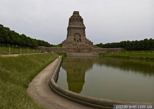 Памятник битве народов в Лейпциге