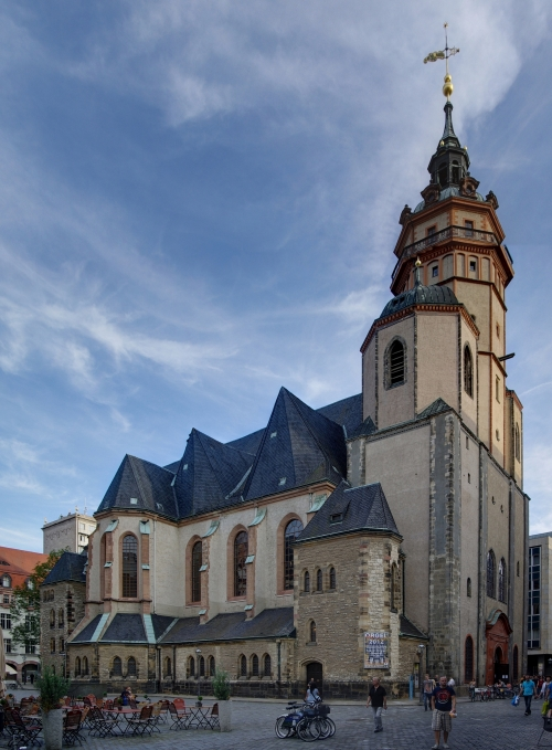 St. Nicholas Church in Leipzig
