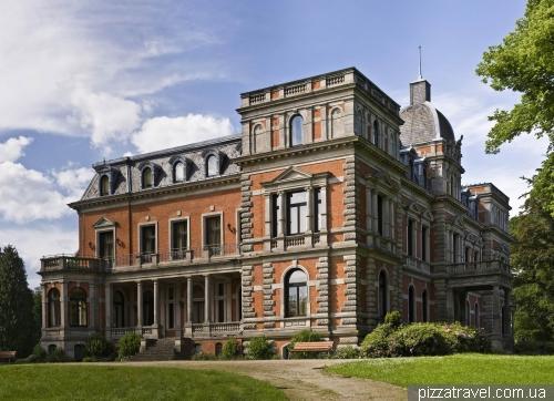 Дворец в Этельсене