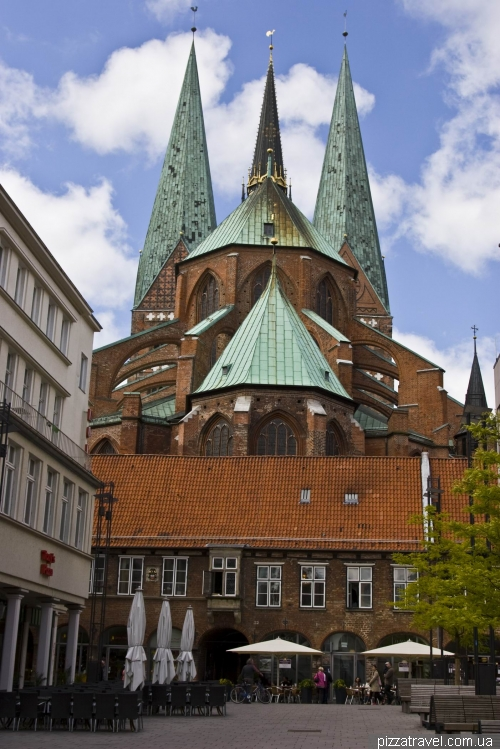 Церковь Пресвятой Девы Марии в Любеке