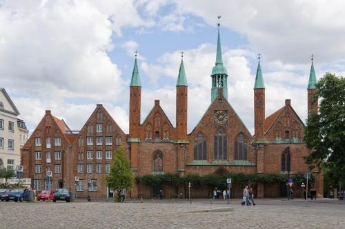 Больница Святого Духа в Любеке (Heiligen-Geist-Hospital)
