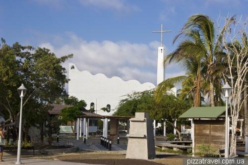 Церква в Пуерто Вільямілі