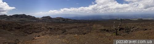 Вулкан Сьерра-Негра (остров Изабелла)