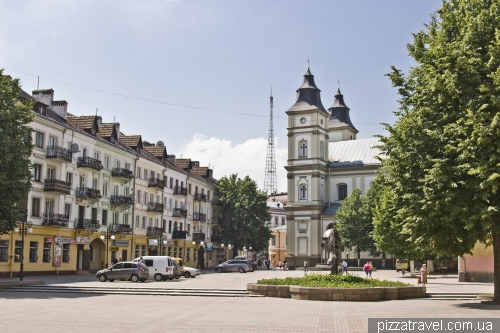 Sheptytsky square