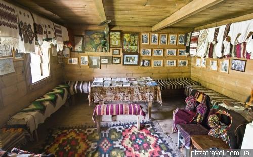 Parajanov Museum in Verhovyna
