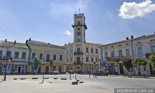 Town Hall in Kolomyia