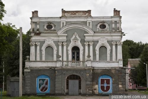 Дворец Меринга в Старой Прилуке