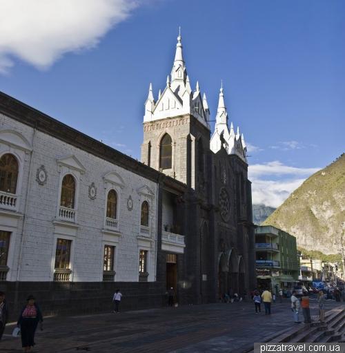 Церковь Девы Святой Воды