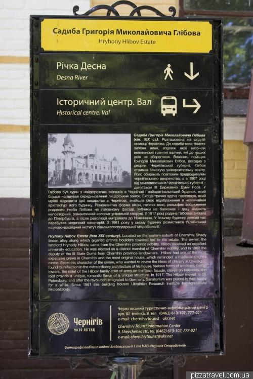 Усадьба Глебова