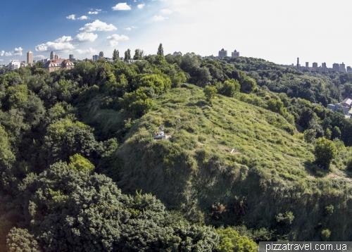 Schekavitsa hill
