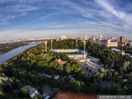 Стадіон Динамо