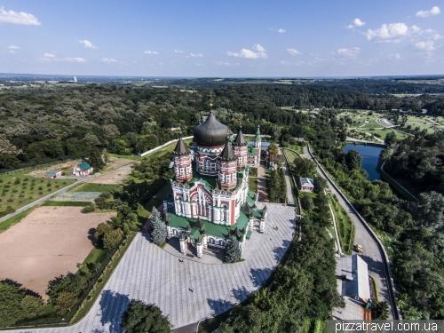 Свято-Пантелеймонівський монастир