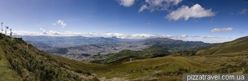 Телеферико в Кито