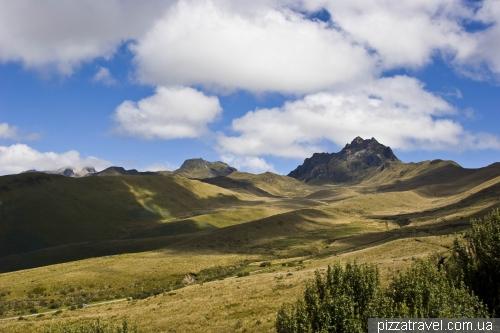 Teleferiko in Quito
