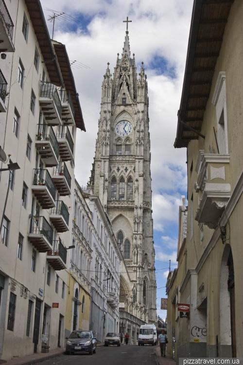 Национальный собор (Basilica del Voto Nacional)