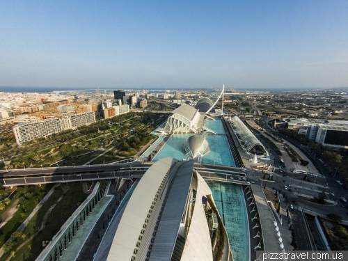 Місто науки і мистецтва в Валенсії