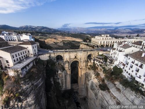 Ронда - самый необычный городок в Испании