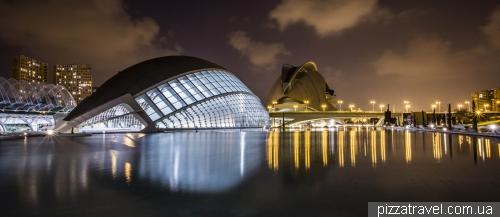 Місто мистецтв і наук