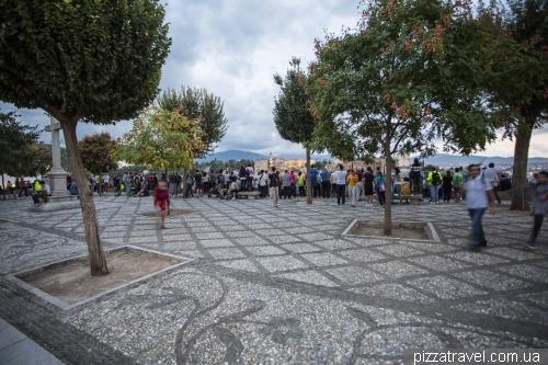 Смотровая площадка San Nikolas