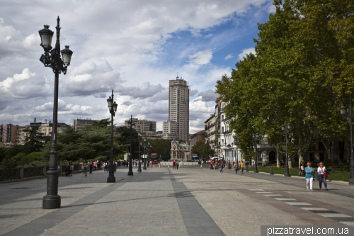 Мадридская башня