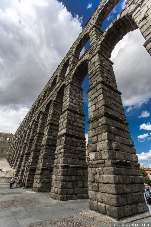 Акведук Сеговии