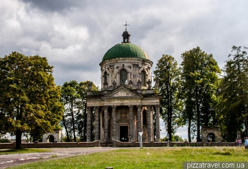 Vozdvyzhennya Church