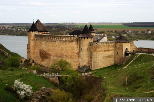 Castle-fortress in Khotyn