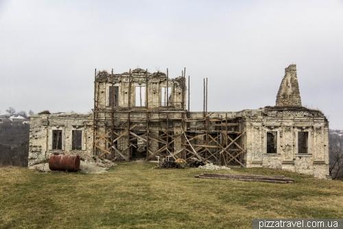 Дворец графов Голуховских