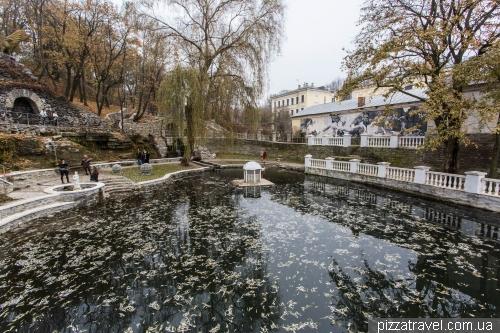 Парк Ленина в Каменце-Подольском