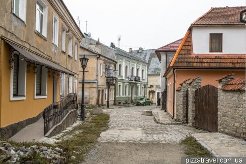 Старый город Каменца-Подольского