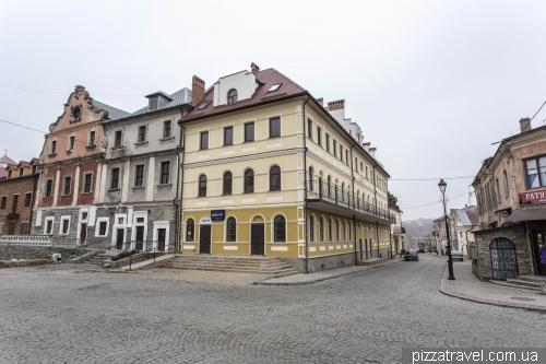 Старе місто Кам'янця-Подільського