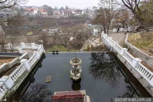Парк Леніна в Кам'янці-Подільському