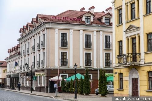 Готель Reikartz в Кам'янці-Подільському