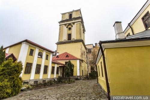 Собор Святых Апостолов Петра и Павла в Каменце-Подольском