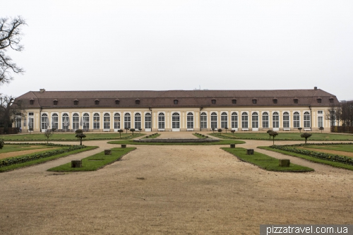 Orangery in Ansbach