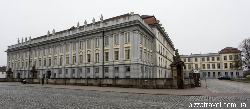 Palace of the Margrave of Ansbach