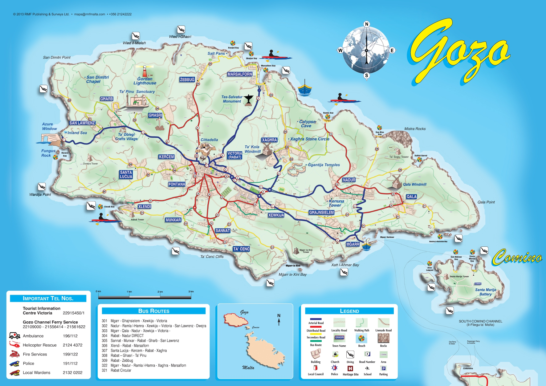 Picture of: Gozo Island Malta Blog About Interesting Places