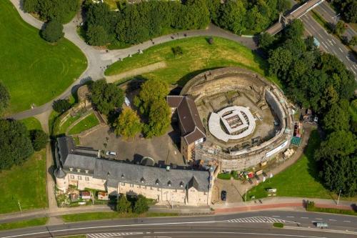 Замок Бройх в Мюльхаймі-на-Рурі