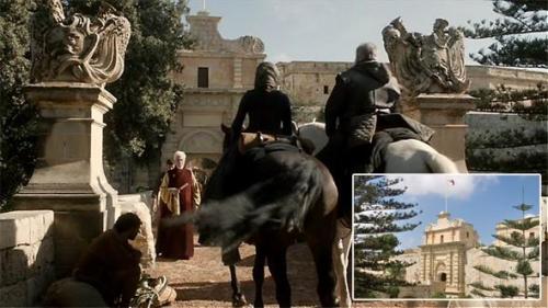 Игра престолов, 1 сезон, 2 серия