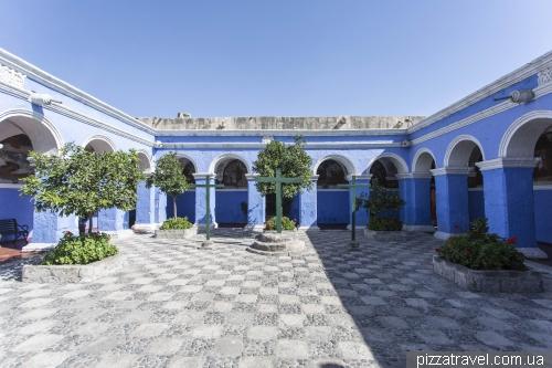 Монастир Санта Каталіна