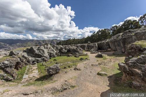 Кенко - ритуальний центр епохи інків