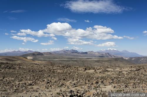 Оглядовий майданчик Mirador de los Andes