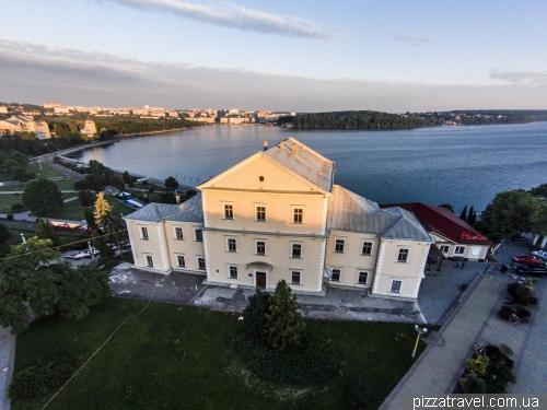 Тернопольский замок