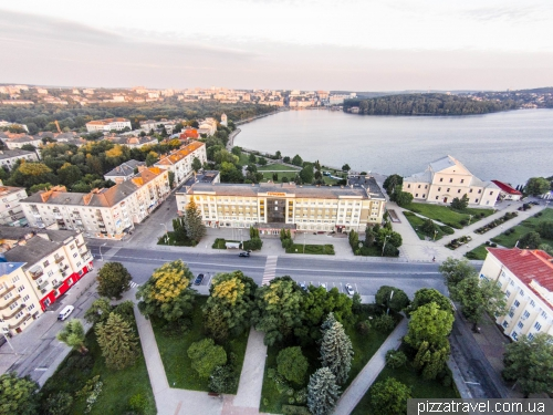 Отель Тернополь