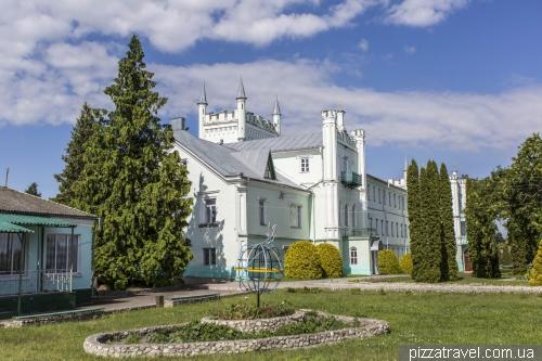 Палац у Білокриниці
