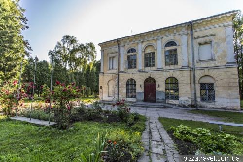 Arboretum in Rai