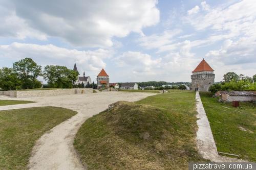 Castle in Skalat