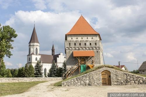 Замок в Скалате