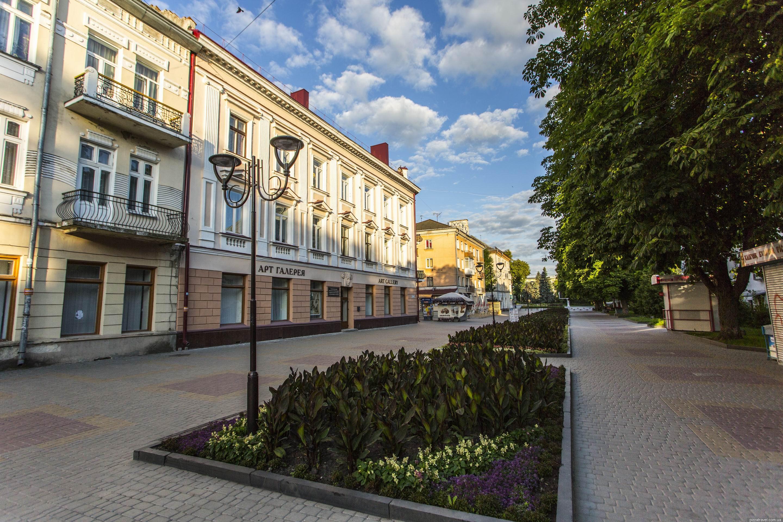 Город тернополь фото